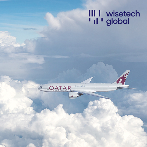 Qatar Airways Cargo joins forces with WiseTech Global