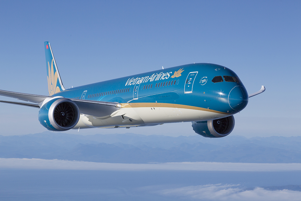 WFS and Vietnam Airlines partner