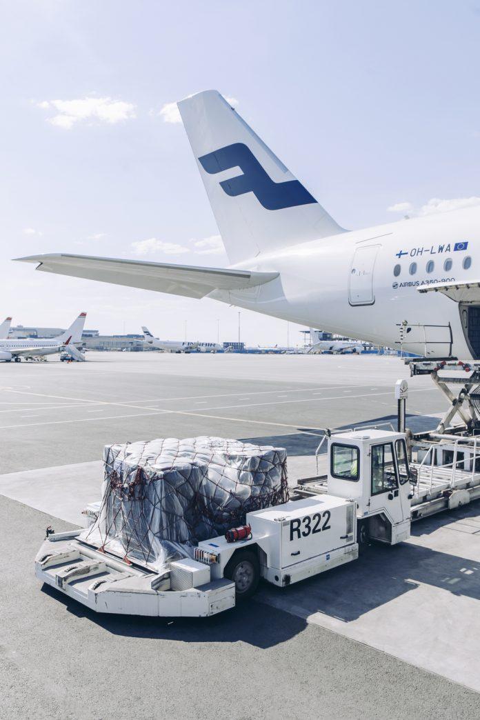 Skyport selected by Finnair Cargo