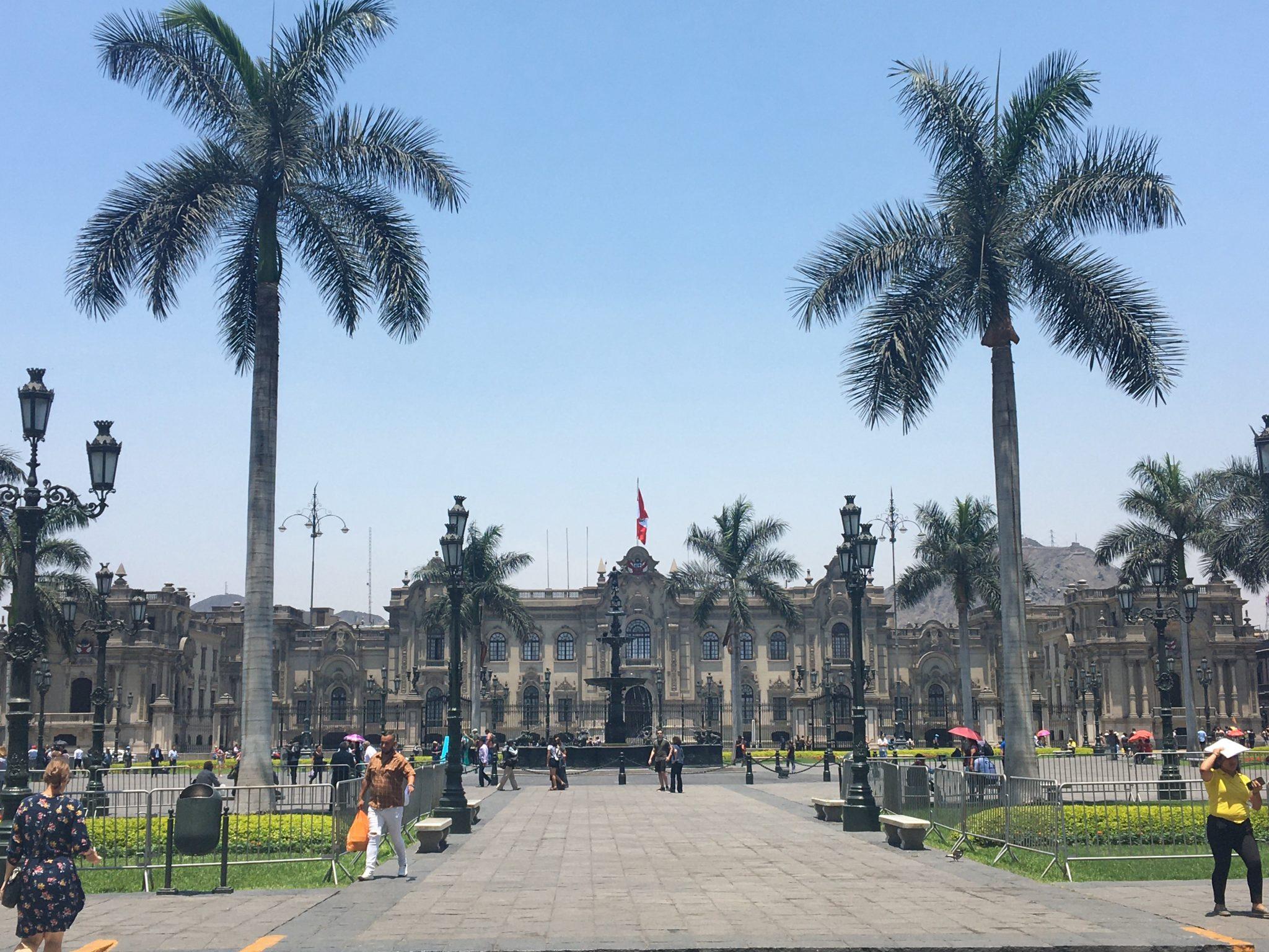 Kerry Logistics adds Lima