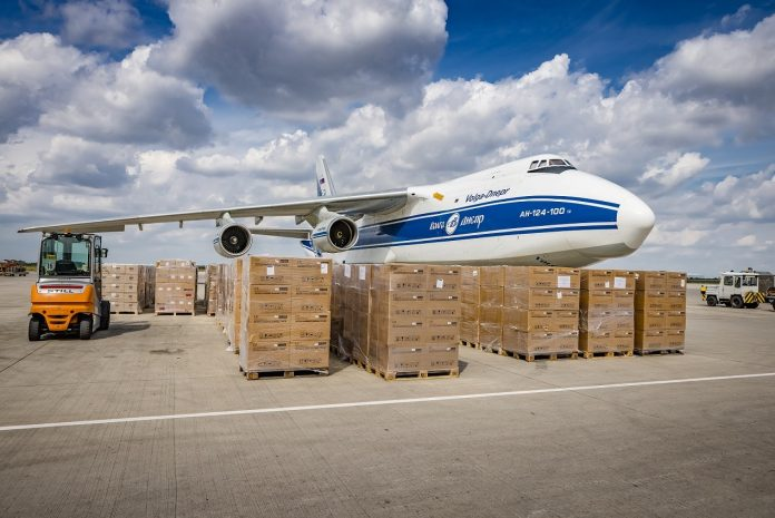 Central hub for relief supplies: further flights from Leipzig/Halle to Namibia
