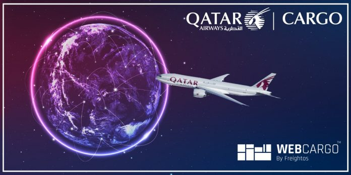 Qatar Airways Cargo expands implementation of WebCargo by Freightos