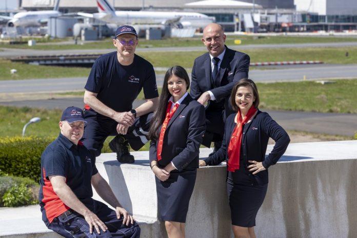 WFS launches new global uniform