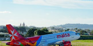 Air Malta and NAS extend TCM Agreement