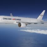 CMA CGM Air Cargo- Boeing_777F