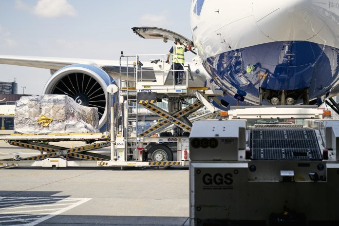 Gatwick cargo volumes could more than double