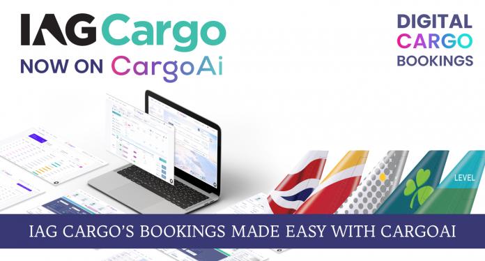 IAG Cargo joins CargoAi