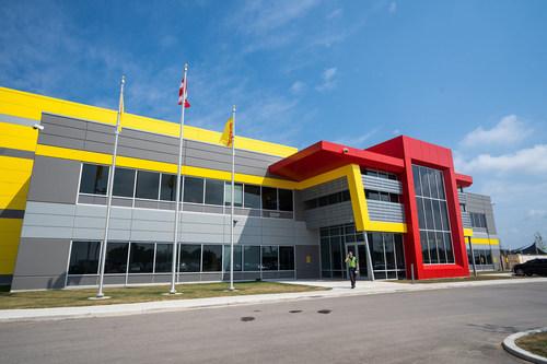 DHL Express opens new Hamilton facility