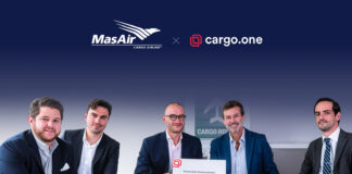 MasAir partners with cargo.one