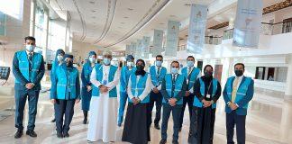 Oman Air volunteers recognised