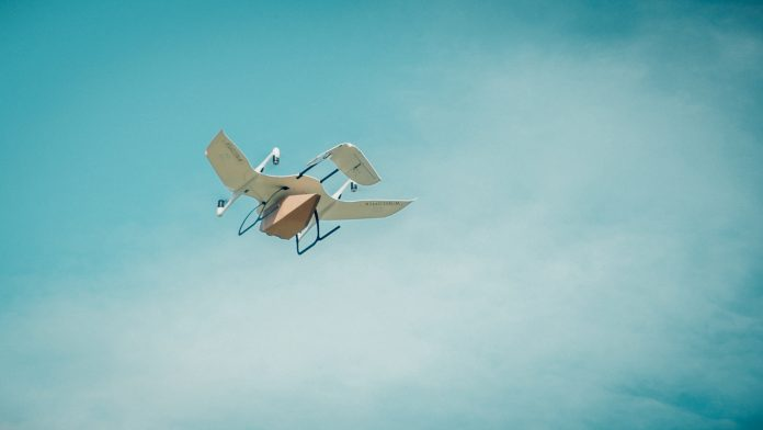 Wingcopter drones fly blood samples