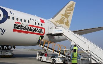 Gerry's dnata wins Gulf Air contract