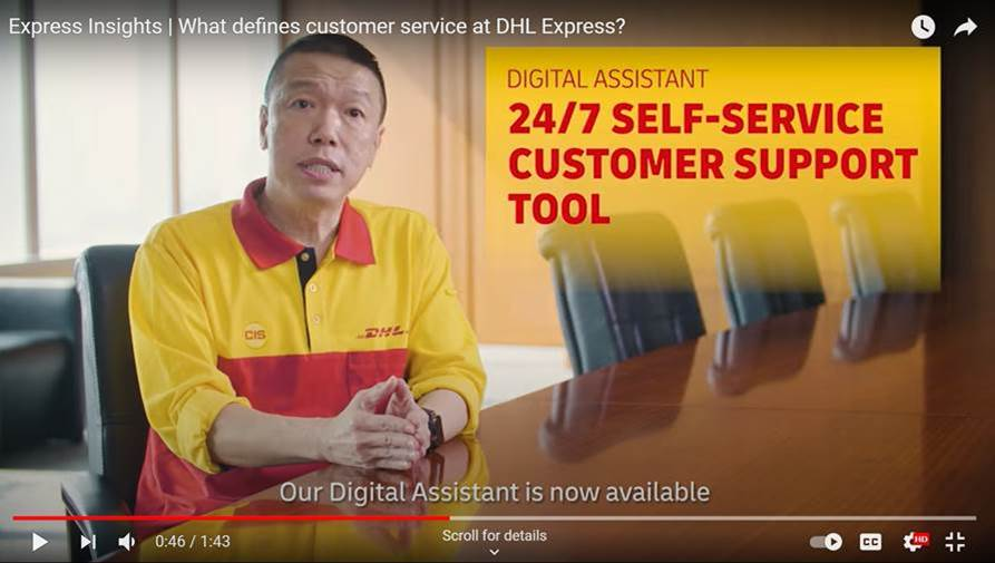 Express Insights: What defines customer service at DHL Express?