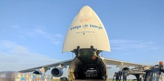 Volga-Dnepr Group supports victims of the Haiti earthquake