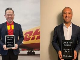 Cargo drone delivery takes off: DHL Express Malaysia and Pen Aviation sign MOU.