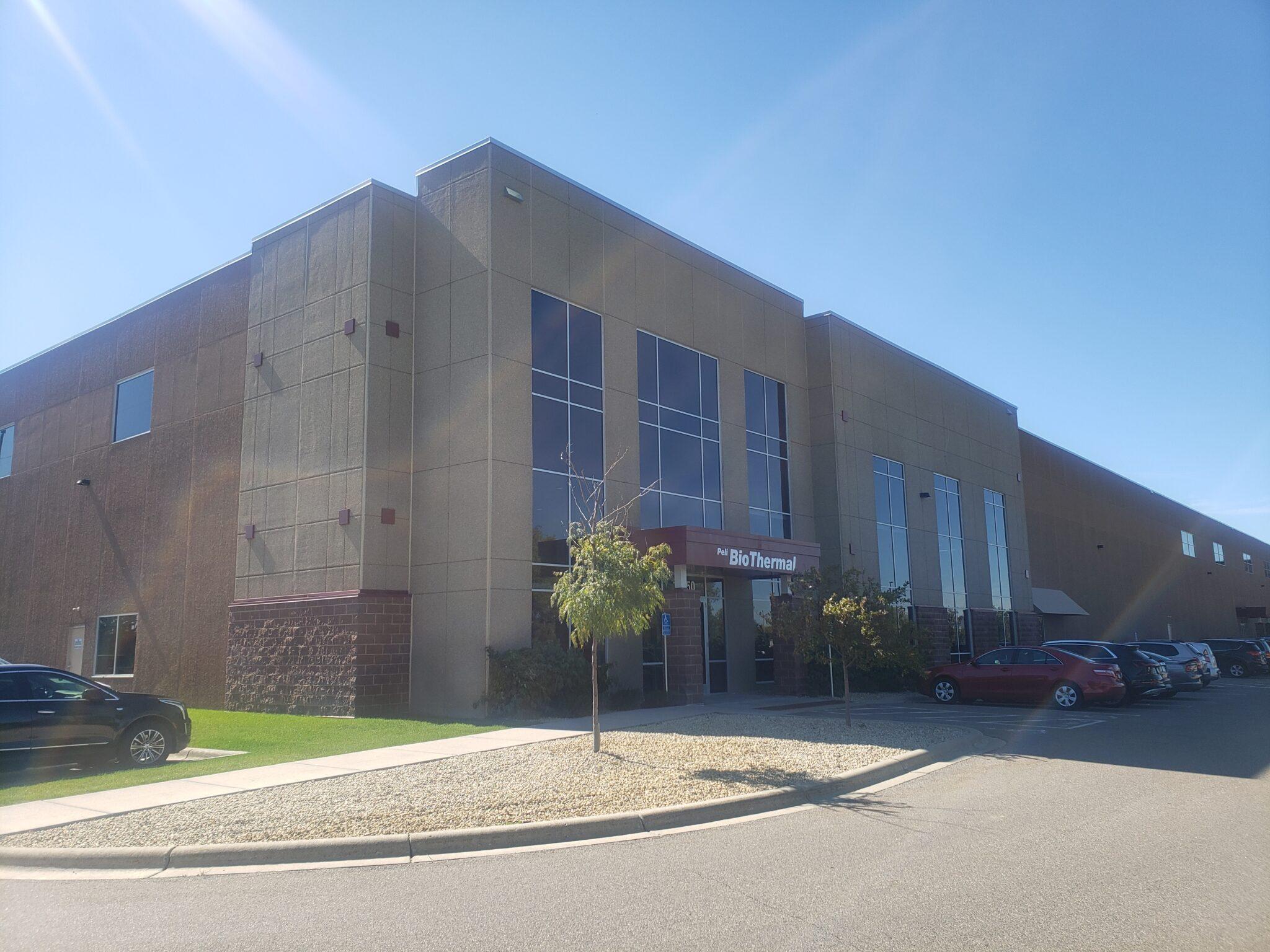 Peli BioThermal relocates U.S. headquarters