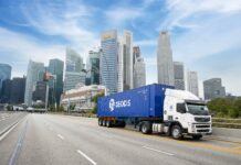GEODIS expands road network across Southeast Asia