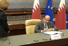 Qatar and the EU sign landmark