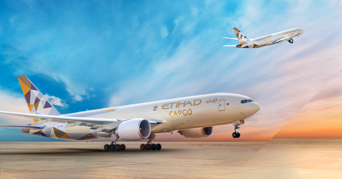 Etihad Cargo signs SLA with Astral Aviation.