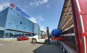 Skyport extends Ural Airlines partnership