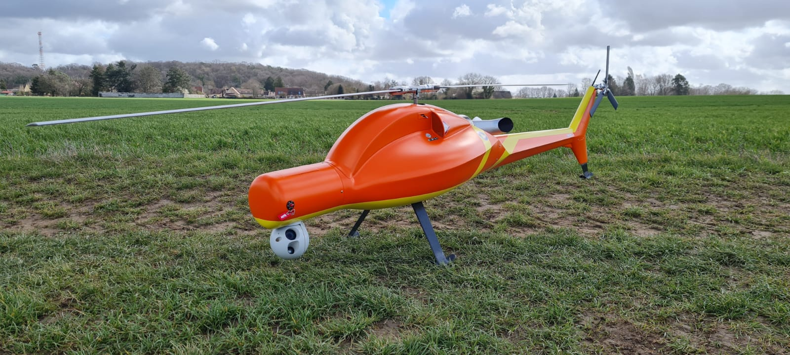 Raya Airways set to be first cargo drone operator in ASEAN