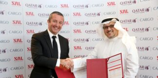 Qatar Airways Cargo signs SAL contract
