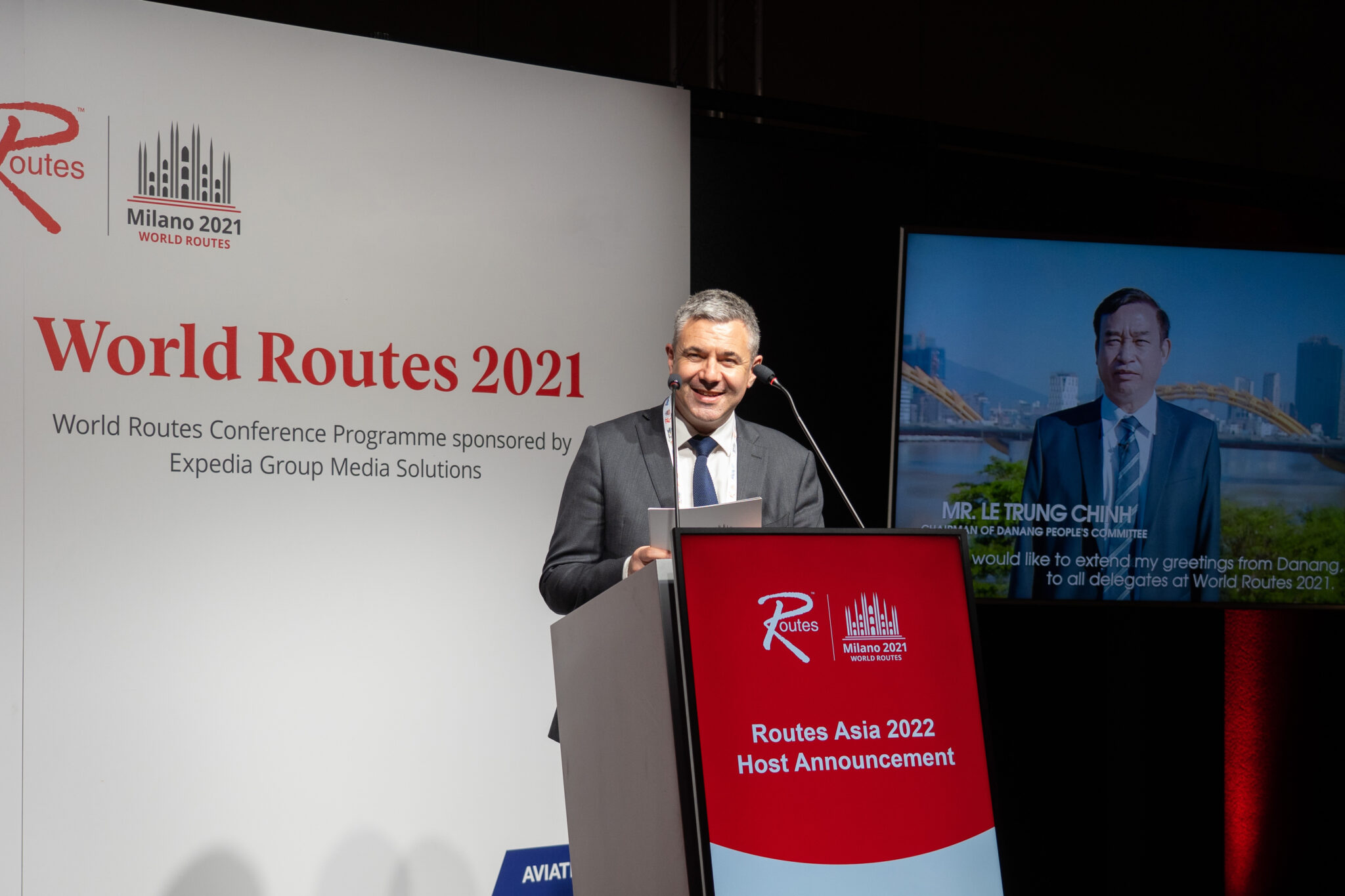 Routes Asia and World 2022