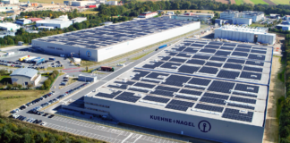 Kuehne+Nagel's new e-Commerce centre debuts in Luxembourg
